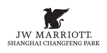 Logo for JW Marriott Hotel Shanghai Changfeng Park
