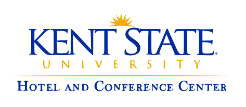Logo for Kent State University Hotel & Conference Center