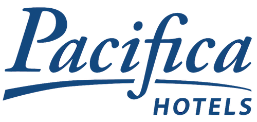 Logo for Pacifica Hotels