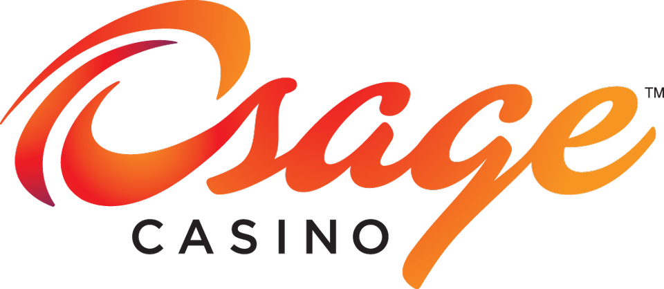 Logo for Osage Casino Tulsa