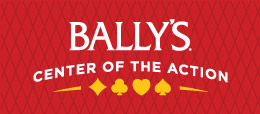 Logo for Bally's Atlantic City