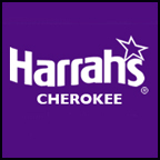 Logo for Harrah's Cherokee Casino Resort