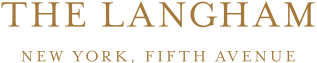 Logo for The Langham, New York, Fifth Avenue
