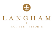 Logo for Langham Hotels and Resorts