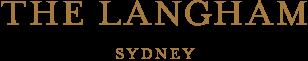 Logo for The Langham Sydney