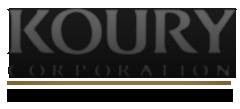 Logo for Koury Corporation