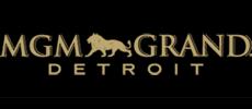 Logo for MGM Grand Detroit
