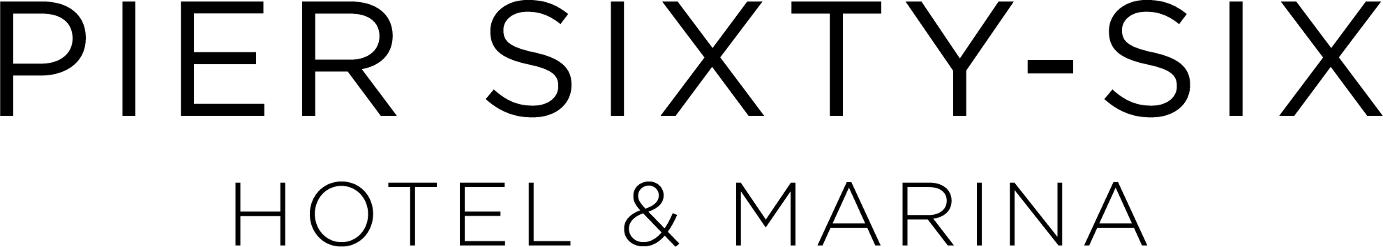 Logo for Pier Sixty-Six Hotel & Marina