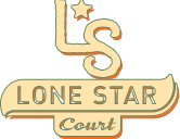 Logo for Lone Star Court
