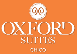 Logo for Oxford Suites Chico