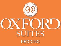 Logo for Oxford Suites Redding