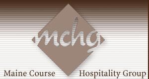 Logo for Maine Course Hospitality Group