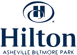 Logo for Hilton Asheville Biltmore Park