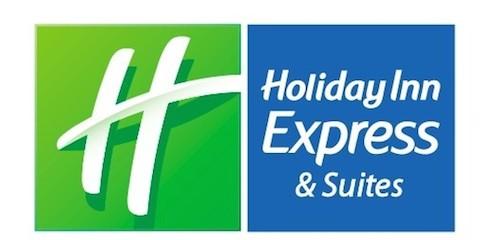 logo for holiday inn express suites manassas