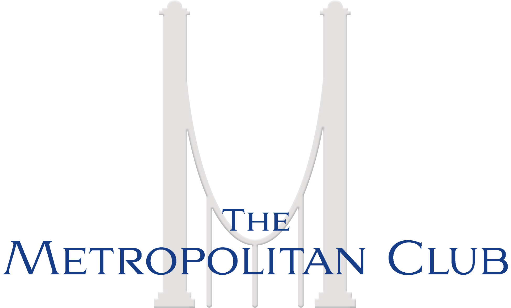 Logo for Metropolitan Club