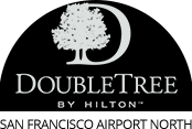 Logo for DoubleTree by Hilton Hotel San Francisco Airport North