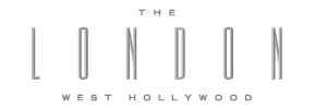 Logo for The London West Hollywood