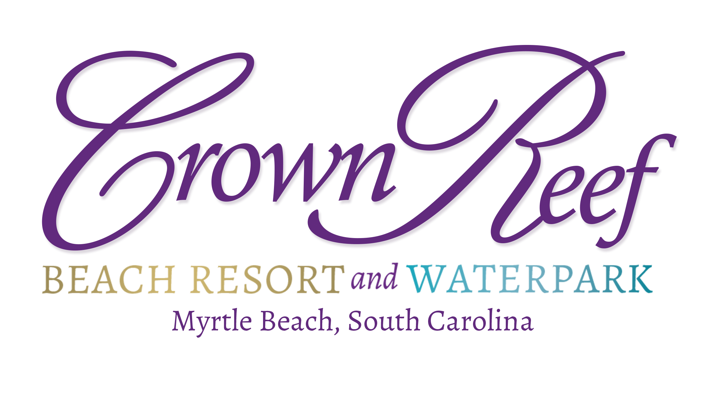 Logo for Crown Reef Resort