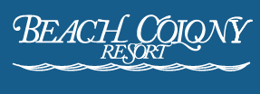 Logo for Beach Colony Resort