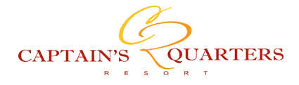 Logo for Captain's Quarters Resort