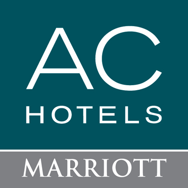 Logo for AC Hotels by Marriott Kansas City Westport