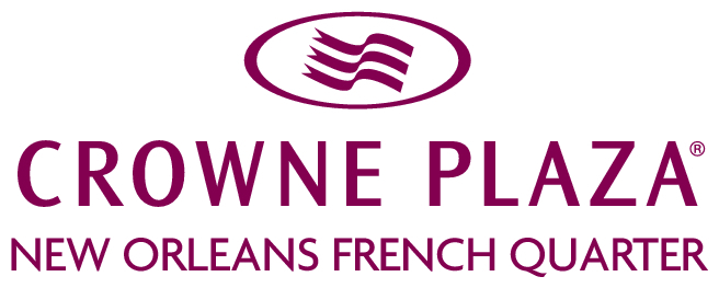Logo for Crowne Plaza New Orleans French Quarter