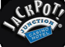 Logo for Jackpot Junction Casino Hotel