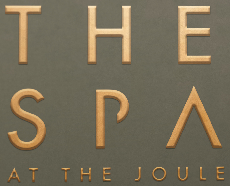 Logo for The Spa at the Joule