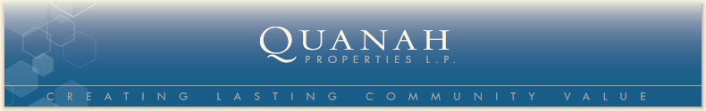 Logo for Quanah Hospitality Partners, LP