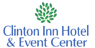 Logo for Clinton Inn Hotel & Event Center