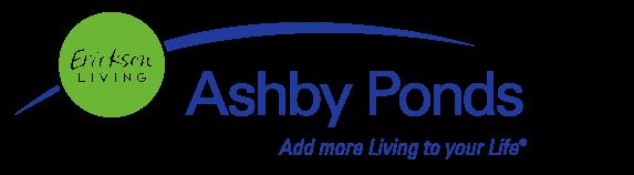 Logo for Ashby Ponds