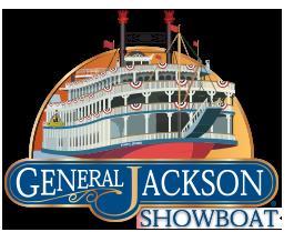 Logo for General Jackson Showboat
