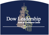 Logo for Dow Leadership Center Hotel & Conference Center