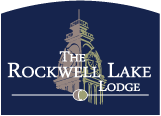 Logo for The Rockwell Lake Lodge