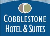 Logo for Cobblestone Hotel & Suites Broken Bow