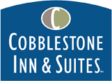 Logo for Cobblestone Inn & Suites Rugby