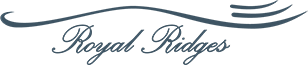 Logo for Royal Ridges