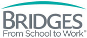 Logo for Bridges from School to Work Chicago