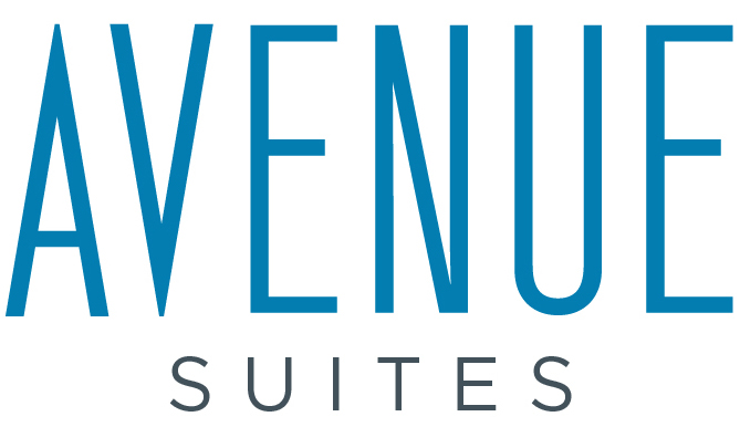 Logo for Avenue Suites