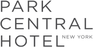 Logo for Park Central Hotel