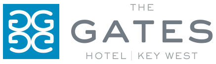Logo For The Gates Hotel