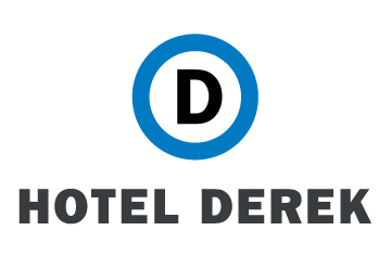 Logo for Hotel Derek