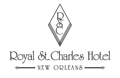 Logo for Royal St. Charles Hotel