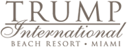 Logo for Trump International Beach Resort