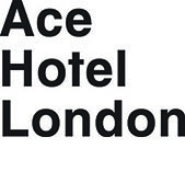 Logo for Ace Hotel London Shoreditch