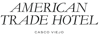 Logo for American Trade Hotel