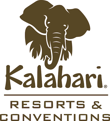 Logo for Kalahari Resort & Conventions - Sandusky, OH