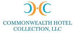 Logo for Commonwealth Hotel Collection