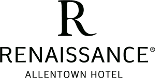 Logo for Renaissance by Marriott Allentown Hotel