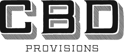 Logo for CBD Provisions
